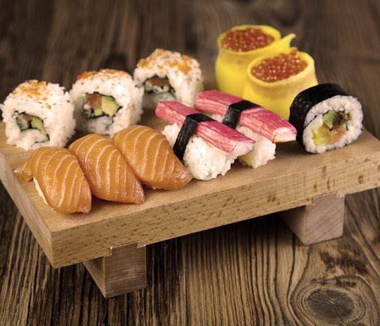 Yi sushi cuore e anima della cucina giapponese for Cucine giapponesi